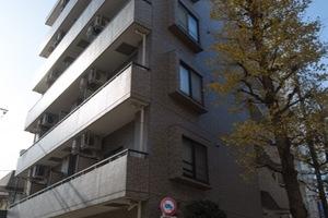 ガーラ駒沢大学の外観