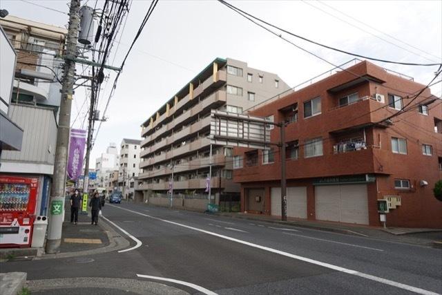 東急ドエルアルス横浜小机町の外観