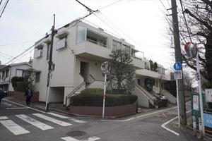 東長崎タウンホームの外観