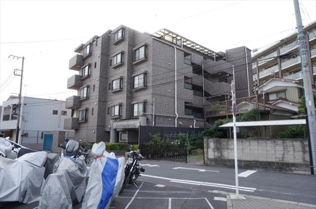 ライオンズマンション新川崎南第2の外観