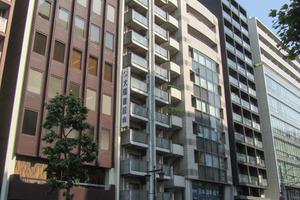 ヴェルト東新宿の外観