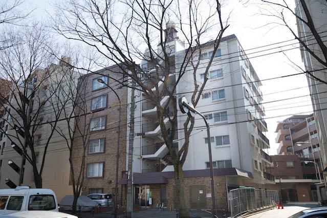 日商岩井南烏山マンション