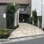 ハイホーム駒沢公園のエントランス