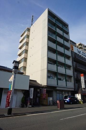 ジニーハウス川崎大師の外観