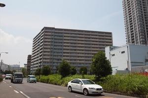 東京ベイリベロシティの外観