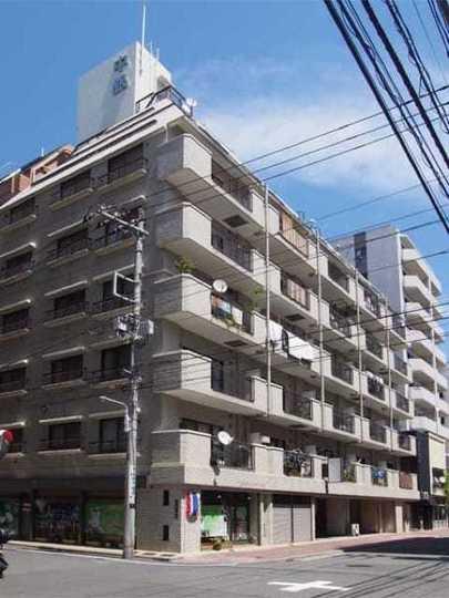 中銀上野小島マンシオン