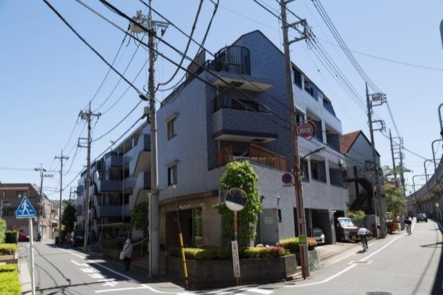 セザール富士見台の外観