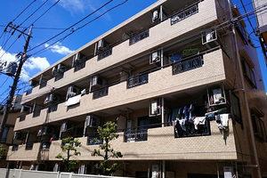 ハイタウン蒲田の外観
