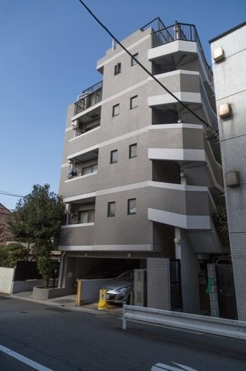ジェイパーク駒沢の外観
