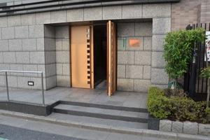 コスモ江戸川中央グレイスフォルムのエントランス