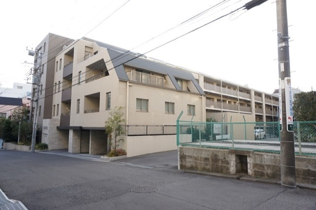 ザパークハウス宮崎台ガーデンの外観