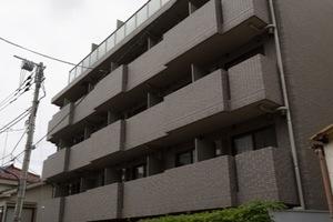ルーブル江古田伍番館の外観