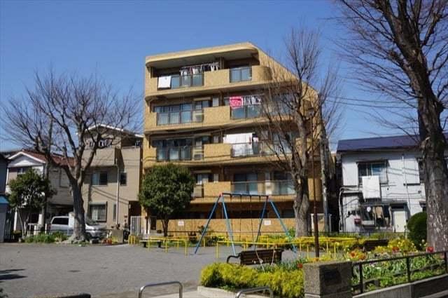 ライオンズマンション吉野町第10の外観