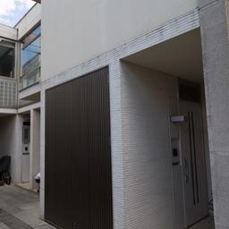 石神井公園の集合住宅