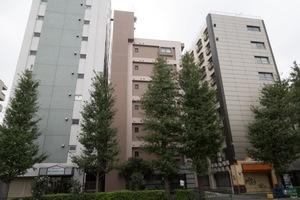 マイキャッスル新高円寺の外観