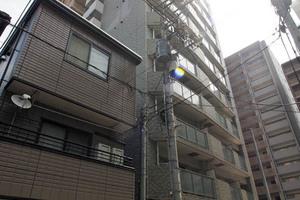 フロントシティ文京の外観