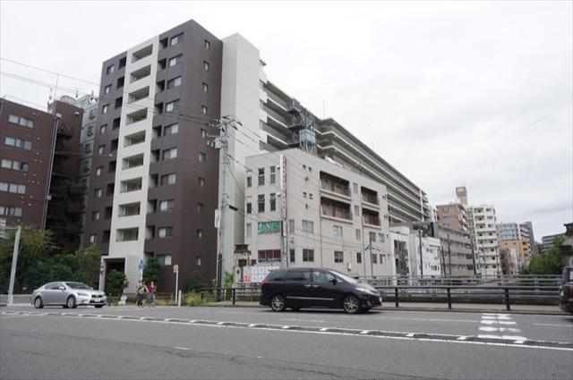 ベリスタ横浜壱番館の外観