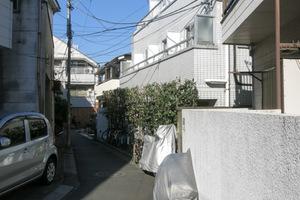 ノーブル渋谷本町の外観