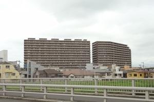 ザレジデンス東京イーストレジデンス1の外観