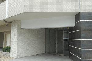 シティインデックス錦糸町のエントランス