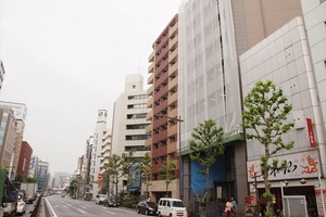 メインステージ東神田の外観