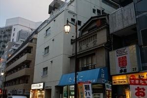 三田永谷マンションの外観