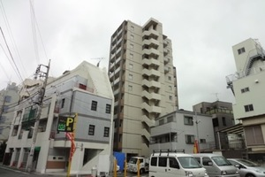 リアントレゾール東京亀有の外観