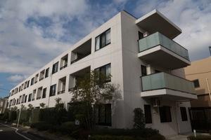 エクセレントシティ駒沢大学レジデンスの外観