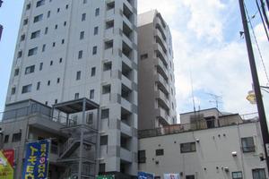 ダイナシティ新宿若松町の外観
