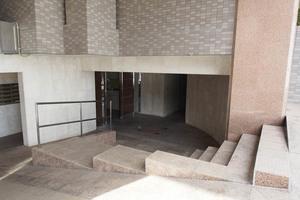 セレナハイム小石川西館のエントランス