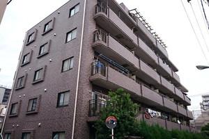 パルミナード多摩川弐番館の外観