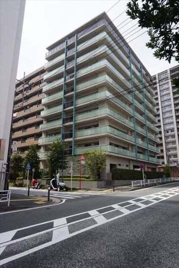 パークホームズ横浜磯子の外観