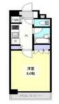 ラグジュアリーアパートメント西新宿の間取り