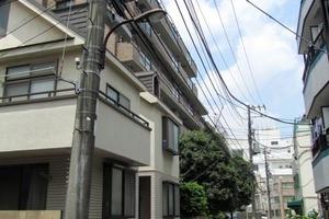 クリオ高田馬場壱番館の外観