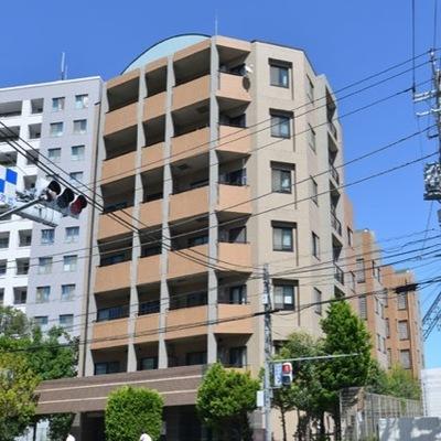 クレストフォルム品川キャナルガーデン