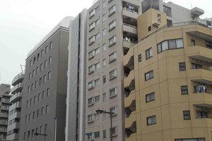 東武ハイライン両国の外観