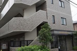 モアグランデ高円寺南の外観