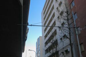 幡ヶ谷コーエイマンションの外観