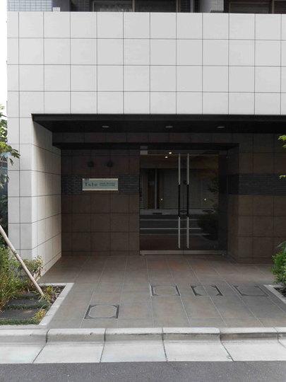 アイル東京スカイツリー参番館のエントランス