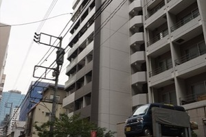 メインステージ三田アーバンスクエアの外観
