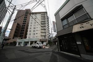 マンション仙台坂カトレアの外観