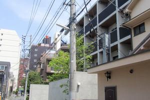 ズーム北新宿の外観