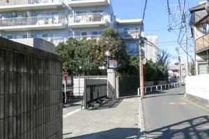 幡ヶ谷ハウスの外観