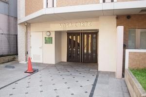 ヴォーガコルテ亀戸駅前のエントランス