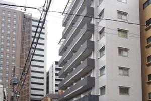 メインステージ浅草橋駅前の外観