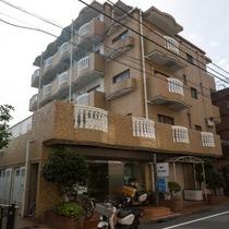富士見町オリエントマンション