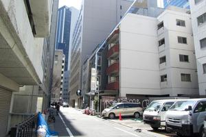 トーカン渋谷キャステールの外観