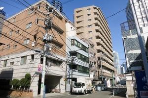 パレステュディオ渋谷本町の外観