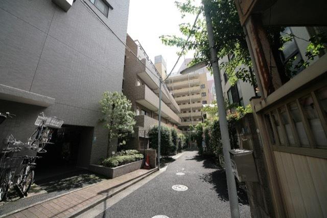 ガラシティ大井町駅前の外観