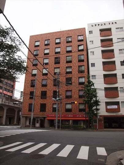 東神田サマリヤマンションの外観